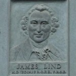 Placa de James Lind