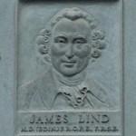 Placa de James Lind
